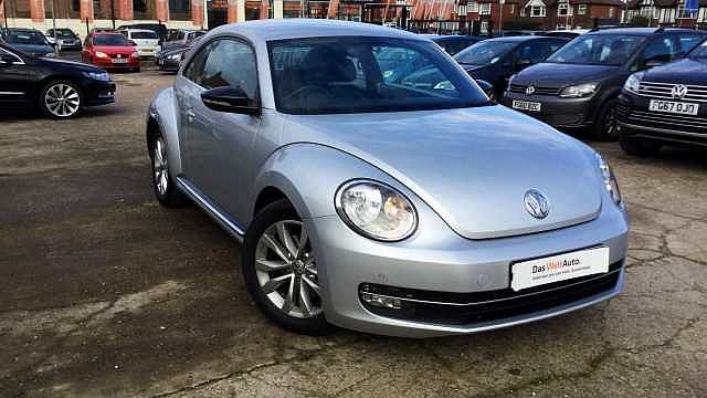 Volkswagen Beetle Design 1.4 TSI (160 PS)
