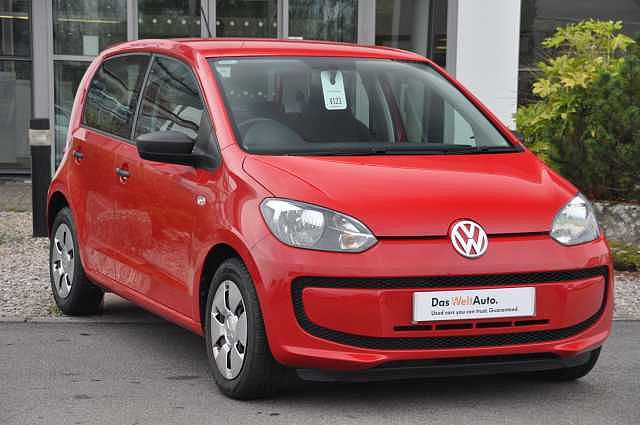 Volkswagen up! 1.0 (60ps) Take 5-Dr