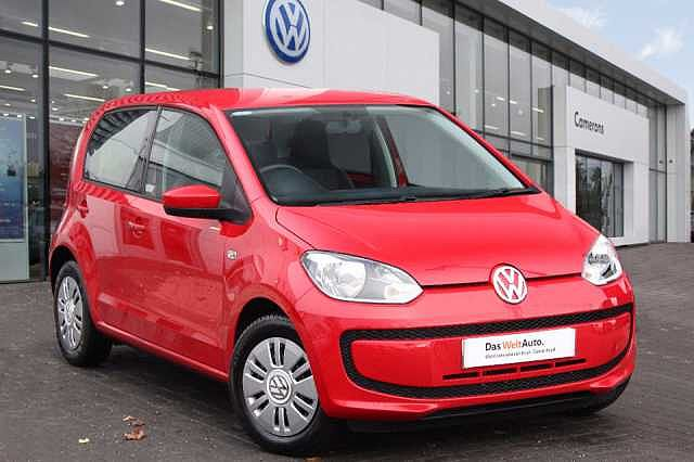Volkswagen up! 1.0 (60PS) Move 5-Dr