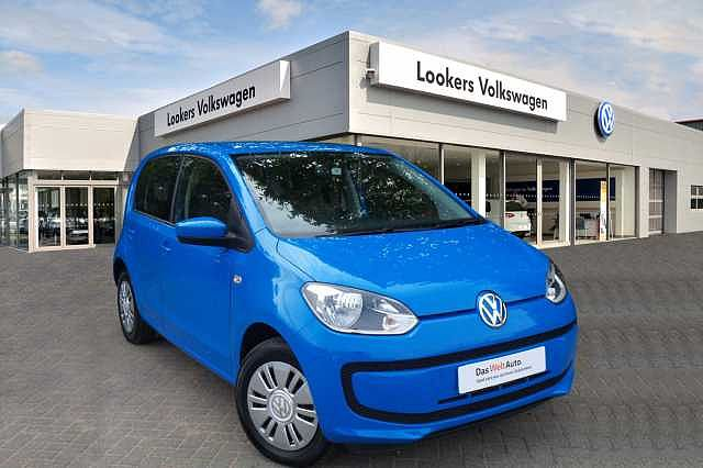 Volkswagen up! 1.0 (60PS) Move up! 5-Dr