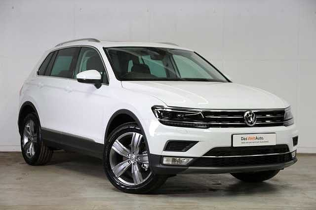 Volkswagen Tiguan 2.0 TDI (150ps) 4WD SEL 4Motion BMT 5Dr