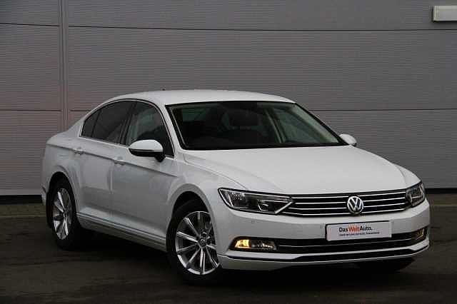 Volkswagen Passat 2.0 TDI SE Business (150 PS) DSG