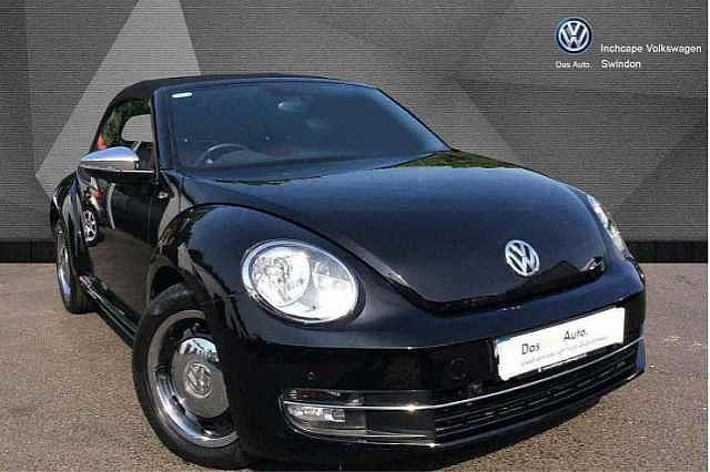 Volkswagen Beetle 50s Edition 1.4 TSI (160 PS) Cabriolet