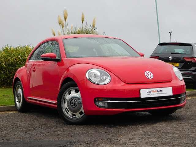 Volkswagen Beetle Design 1.2 TSI (105 PS)