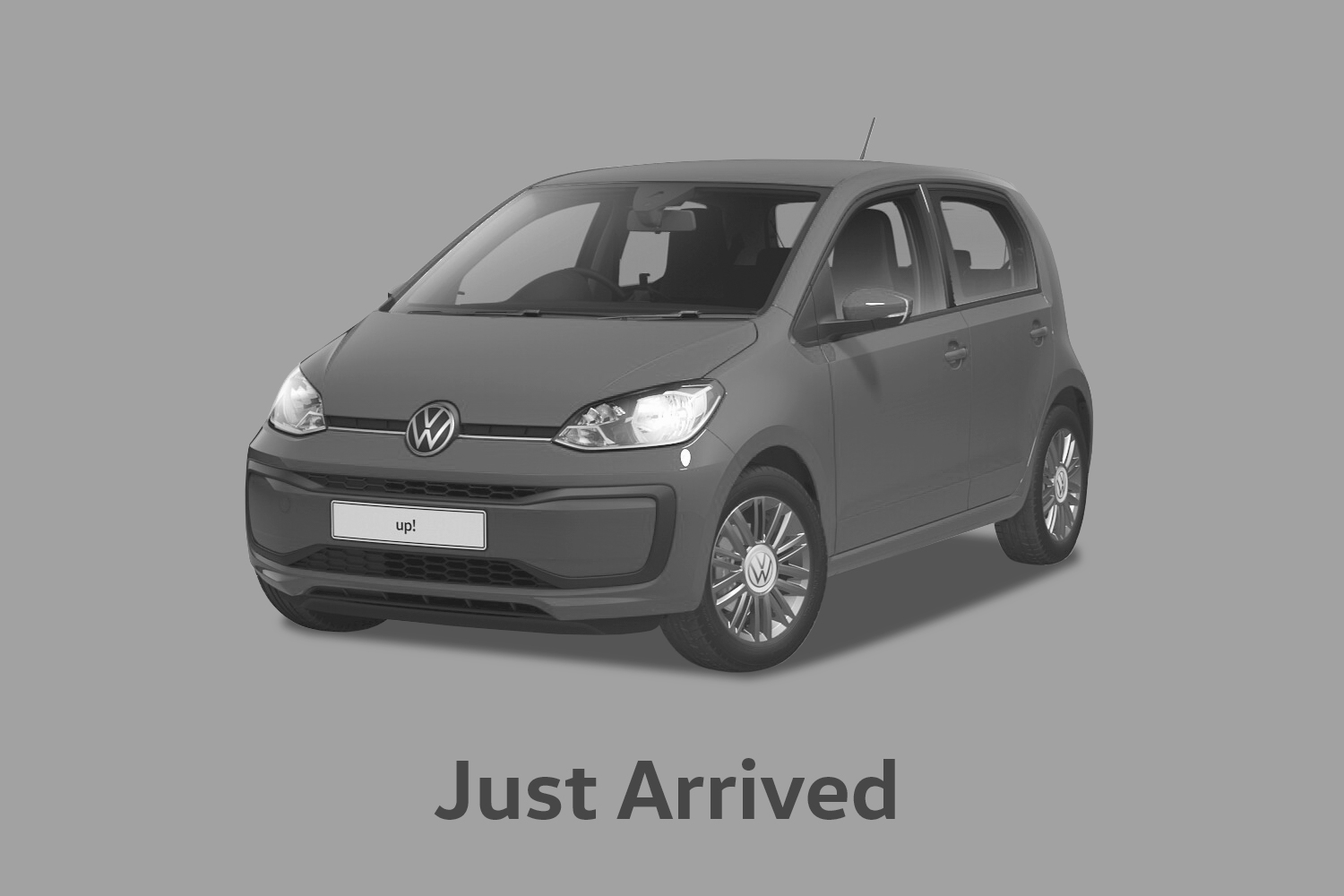 Volkswagen up! 1.0 (60PS) Take up!